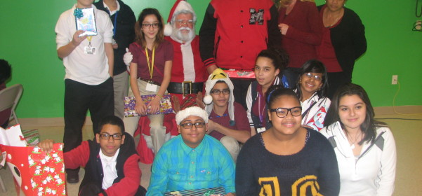 2013 Christmas Education Party