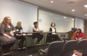 Partner Panel discussion on Summer Learning at Lehigh Valley Writing Project